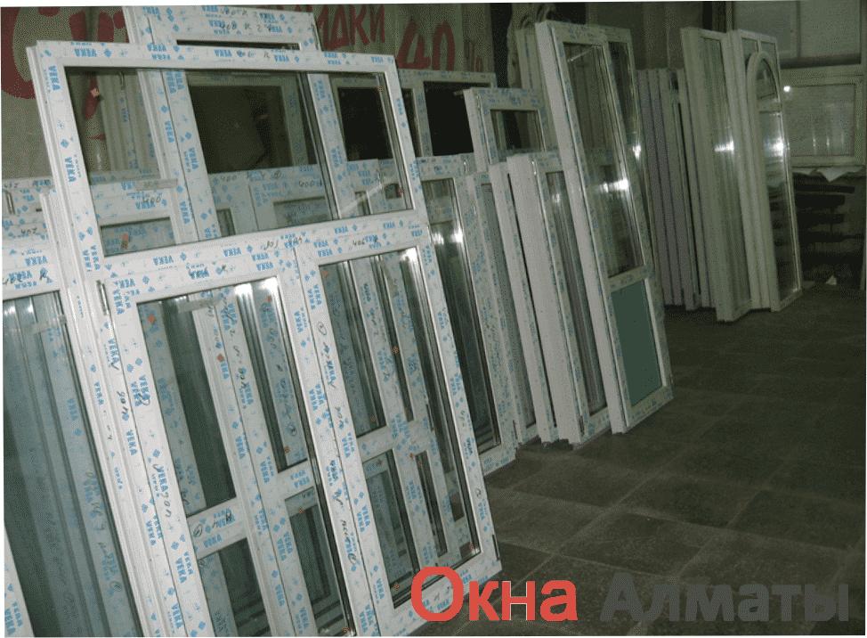 доступные пластиковые окна